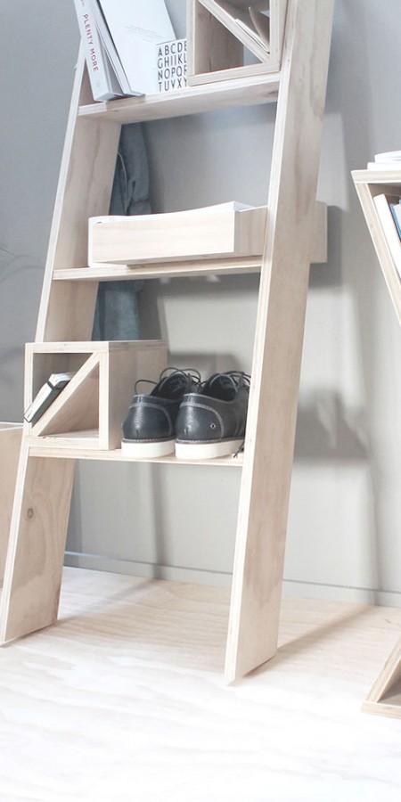 Sleek Plywood Furniture