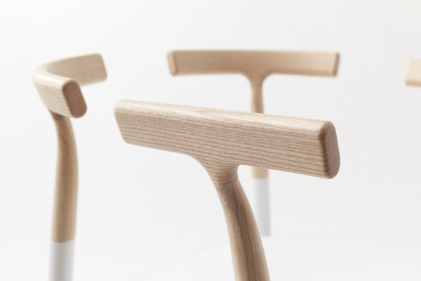 Wood Chair Detail